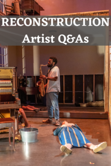 Reconstruction Artist Q&As